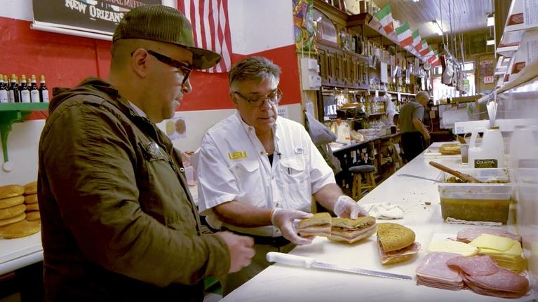 Good Gumbo: Muffuletta: How This Gigantic New Orleans Sandwich Was Born