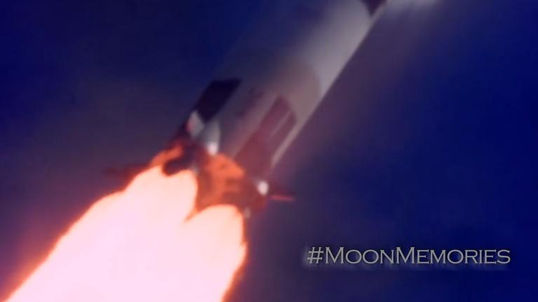 Space Chase USA: Moon Memories | We Would've Paid