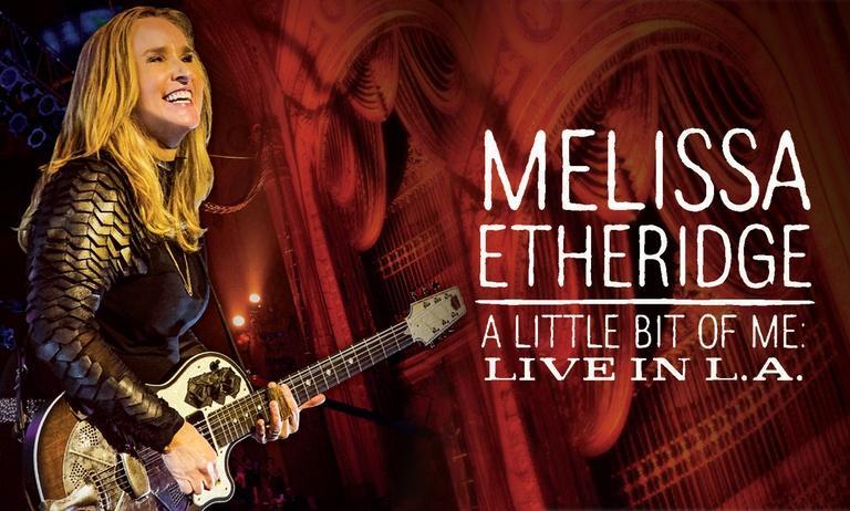 Melissa Etheridge: This is M.E. Live in LA