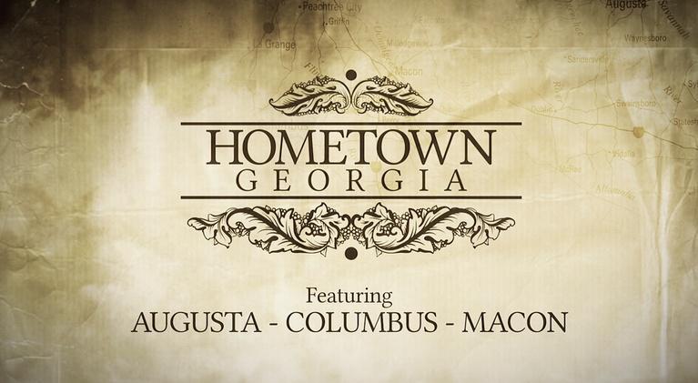Hometown Georgia: Augusta, Macon, Columbus