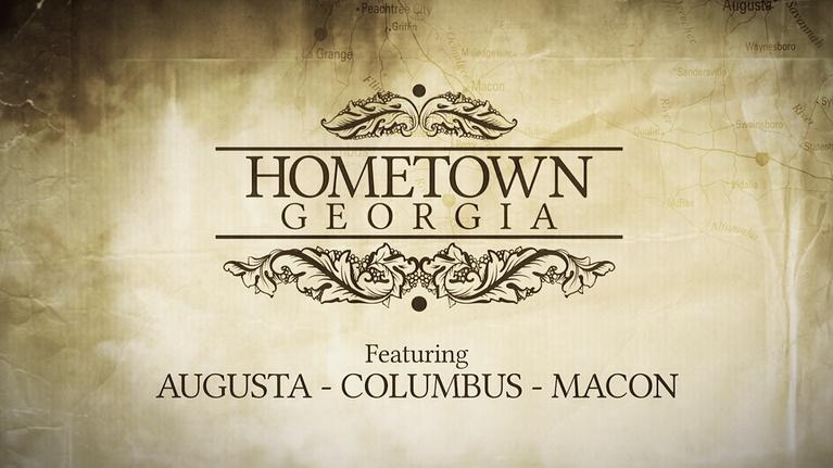 Hometown Georgia: Augusta, Macon, Columbus