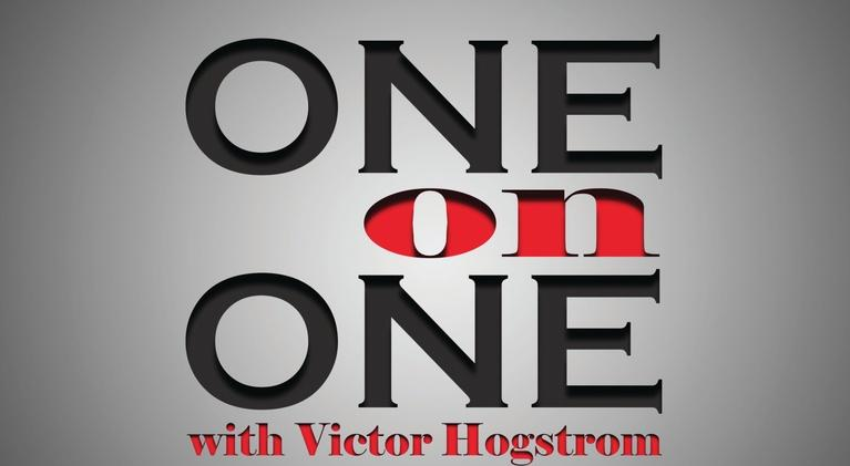 One On One with Victor Hogstrom: Rudy Love