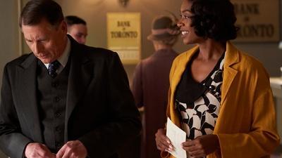 Frankie Drake Mysteries   Season 3 Preview