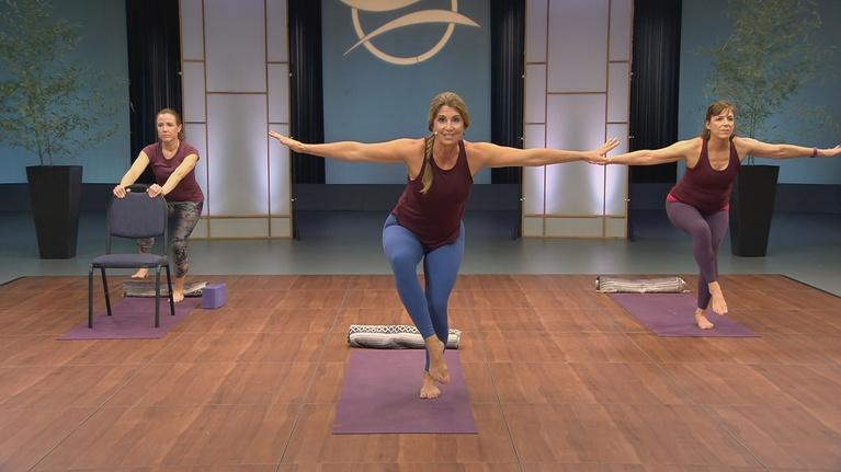 Yoga in Practice: Allow Yourself to Soar