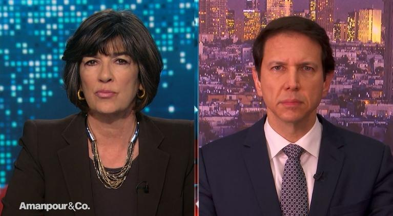 Amanpour and Company: November 21, 2019