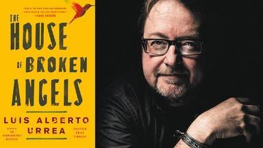 Luis Alberto Urrea – 2018 L.A. Times Festival of Books