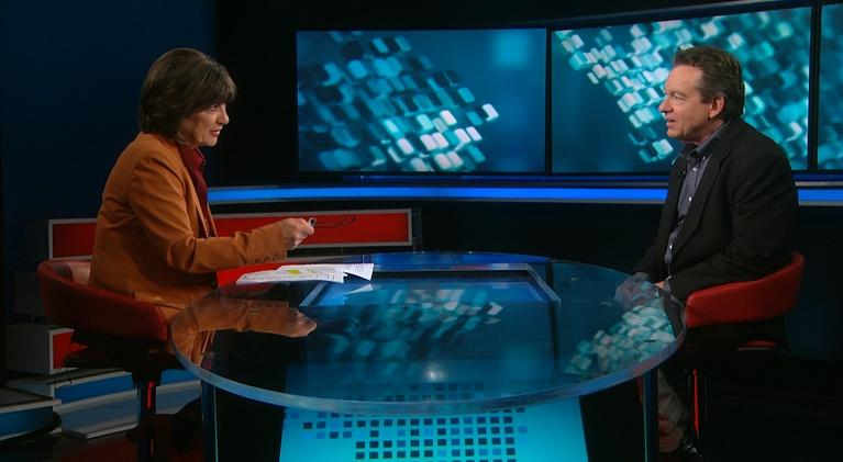 Amanpour on PBS: Amanpour: Paul Tucker and Lawrence Wright