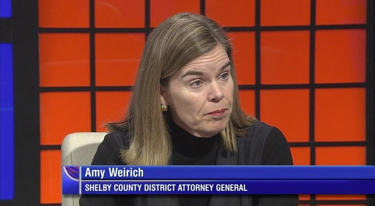 Behind the Headlines: Shelby County District Attorney General Amy Weirich