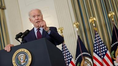 Biden accuses GOP of playing 'Russian roulette' with economy