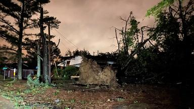 News Wrap: Mississippi begins clean up after tornadoes