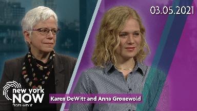 Reporter's Roundtable: Karen DeWitt and Anna Gronewold