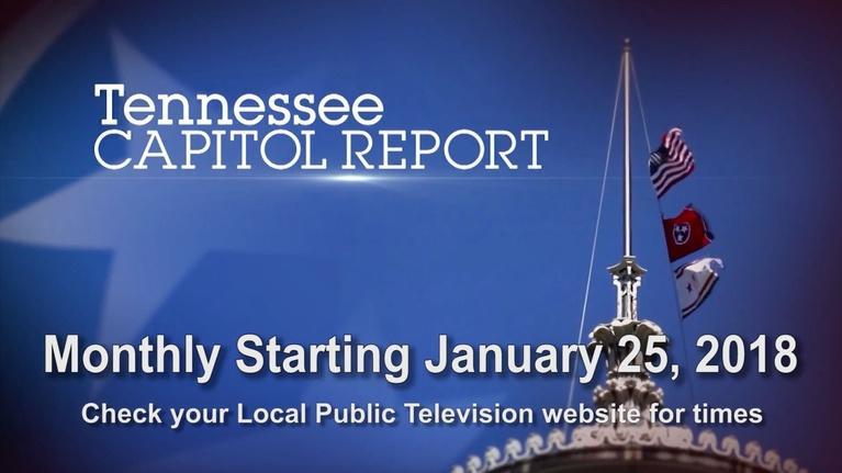 Tennessee Capitol Report: Tennessee Capitol Report 2018 Promo