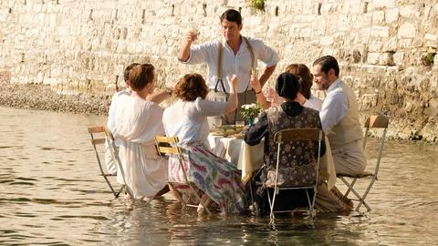 The Durrells in Corfu -- The Last Supper