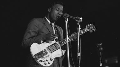 How blues legend Buddy Guy got his hands on his first guitar