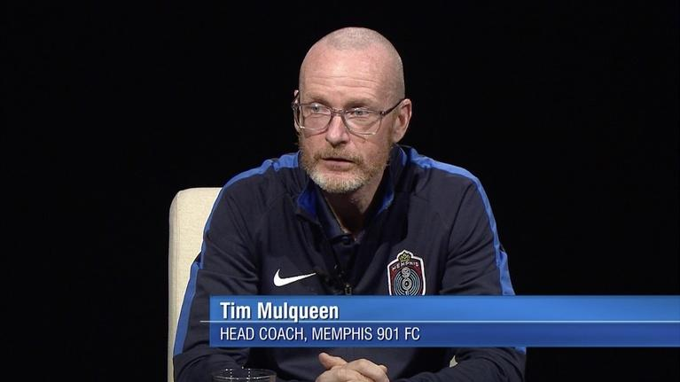 Conversation With . . .: Newsmakers with Memphis 901 FC