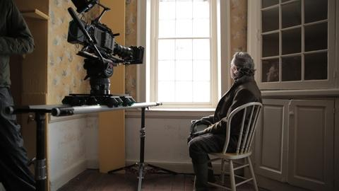 Andrew Wyeth on Visiting the Kuerner Farm