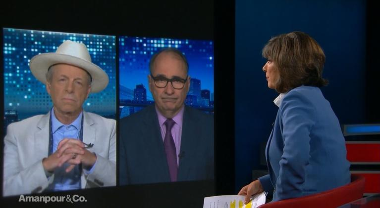 Amanpour and Company: September 13, 2019