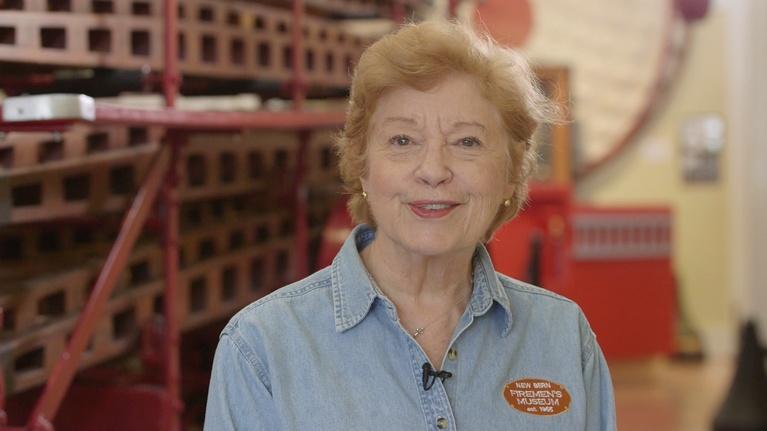 Public Media North Carolina Cares: Faces of New Bern: Nancy Mansfield