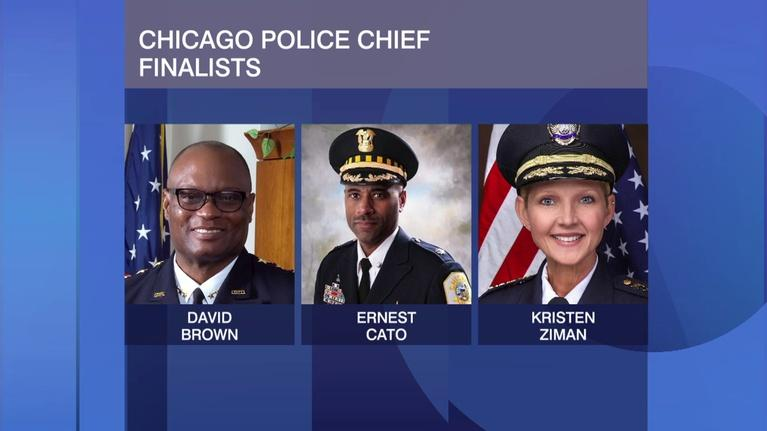 Chicago Tonight: Police Board Announces Finalists for Chicago's Next Top Cop
