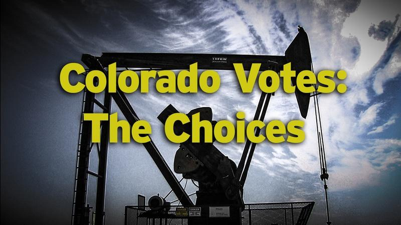 Colorado Votes: The Choices