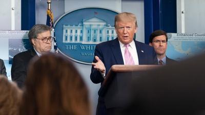 Washington Week | Washington Week full episode for April 3, 2020