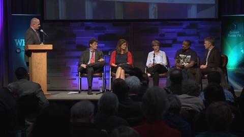 American Black Journal -- Pathways to Prison WKAR Panel Discussion