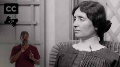 Helen Keller the suffragist