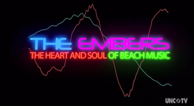 UNC-TV Arts: The Embers: The Heart & Soul of Beach Music