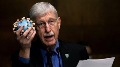 NIH director optimistic about teen vaccinations