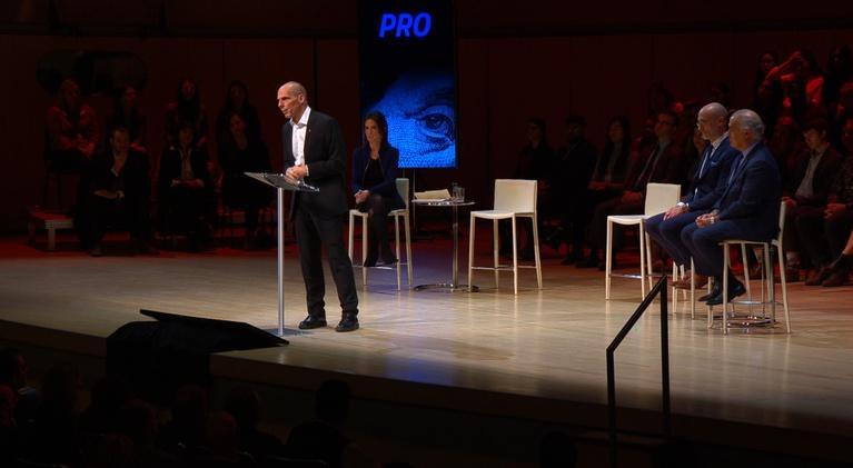 The Munk Debates: The Munk Debates: Capitalism Promo