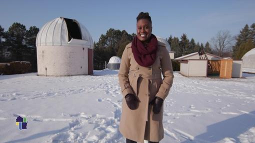 Wisconsin Life : Angela Fitzgerald Explores Milwaukee Astronomical Society