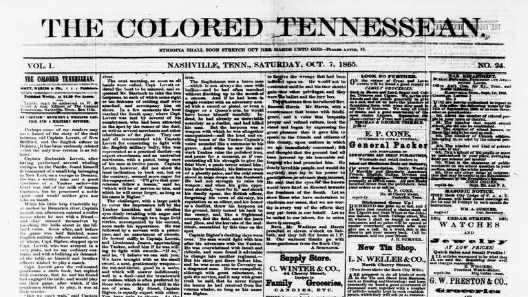 Citizenship: Streetcar Boycott | The Early Black Press | NPT