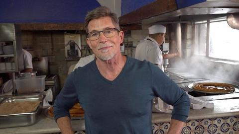 Mexico: One Plate at a Time with Rick Bayless -- Chocolate & Churros, Breakfast of Champions