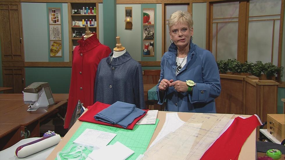 Sew Smart - A Three Season Jacket image