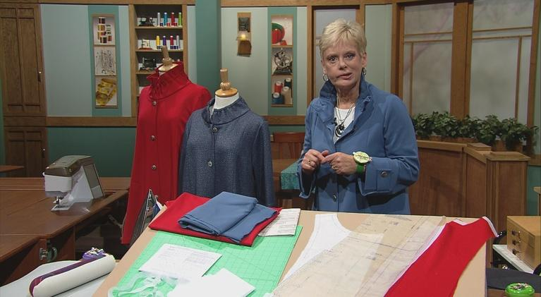 Sewing With Nancy: Sew Smart - A Three Season Jacket
