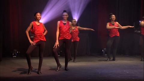 American Black Journal -- Marygrove Dancers