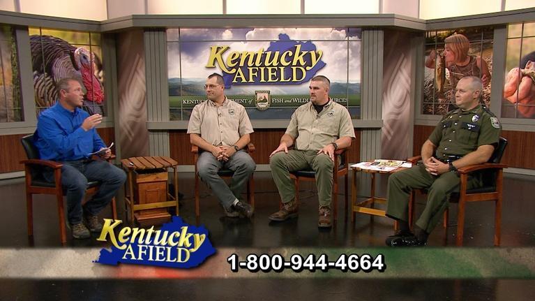 Kentucky Afield: Fall Hunting Call-In