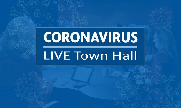 COVID-19 Live Town Hall