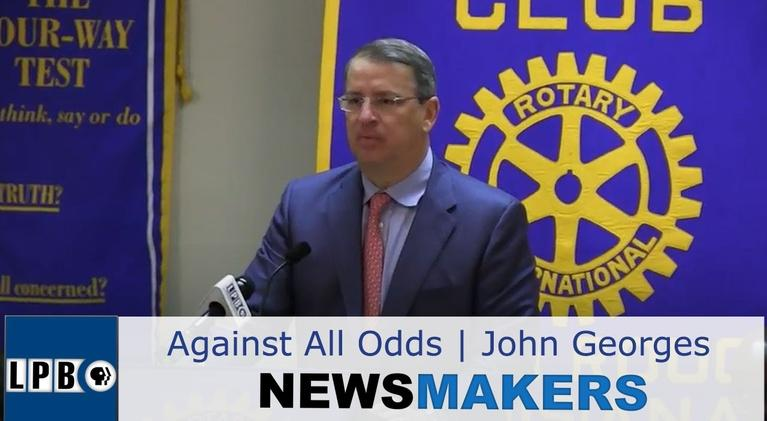 Newsmakers: Against All Odds | John Georges | 11/13/19 | Newsmakers