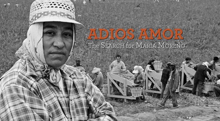 WXEL Presents: Voces on PBS: Adios Amor - The Search for Maria Moreno