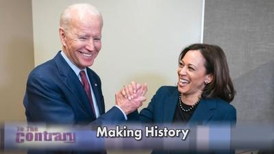 To The Contrary | Biden Picks Kamala & An Interview With Katie HIll