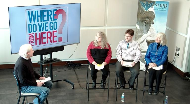 Where Do We Go From Here?: SD Voices for Peace: How Hate Impacts South Dakota
