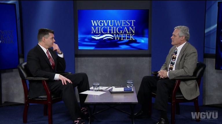 West Michigan Week: Gleaves Whitney: Common Ground? #3810