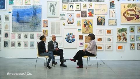Amanpour and Company -- Shirin Neshat and Hadi Ghaemi on Iranian Art and Activism