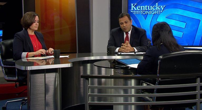 Kentucky Tonight: Lieutenant Governor Candidates
