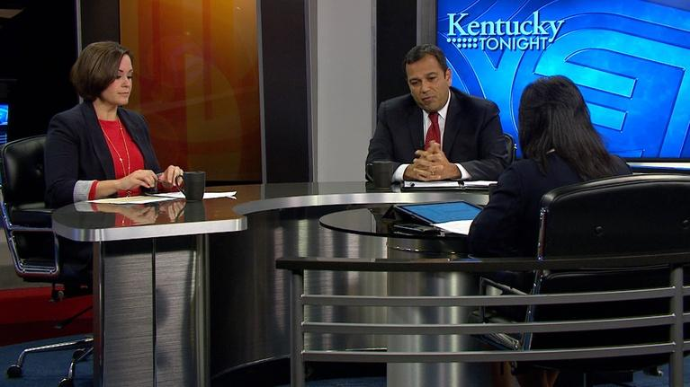 Kentucky Tonight: Lieutenant Governor Candidates