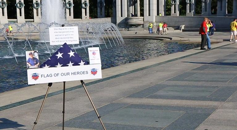 WCNY Specials: Flags Of Our Heroes | Web Extra