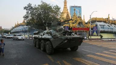 Despite sanctions, Myanmar's generals launched a coup
