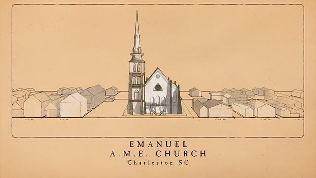 The Rebuilding of the Emanuel A.M.E Church