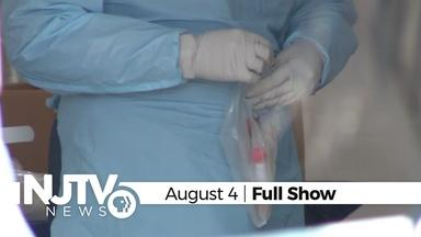 NJTV News: August 4, 2020